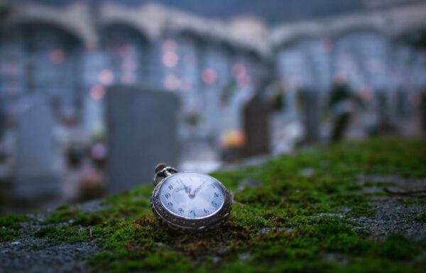 Orologio cipolla cimitero