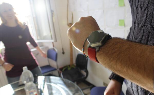 Hiris modular wearable computer