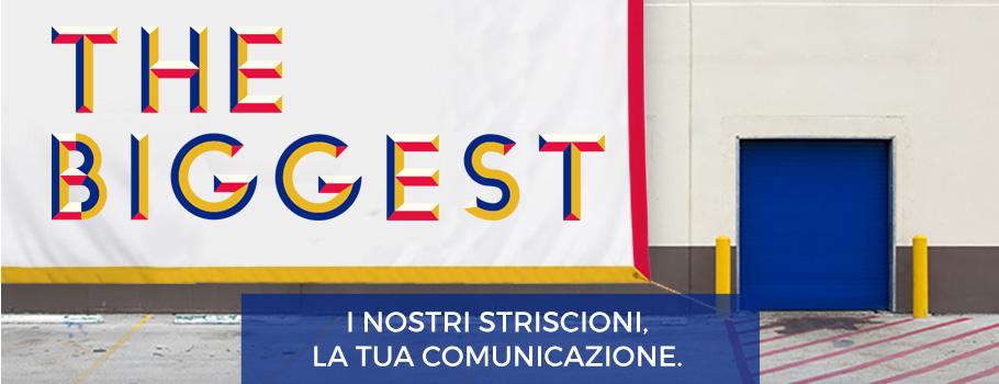 striscione manifesto